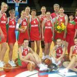 белорусская женская сборная по баскетболу