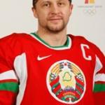 Руслан Салей. Фото с сайта Федерации хоккея Беларуси