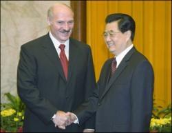 Китай - Беларусь