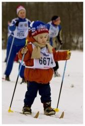 Минская лыжня