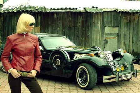 шикарное авто