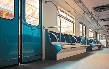 пустое метро